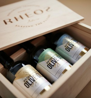 GIFT BOX, Rheos olive oil